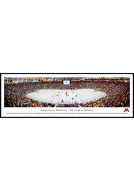 Minnesota Golden Gophers 3M Arena at Mariucci Panoramic Standard Framed Posters