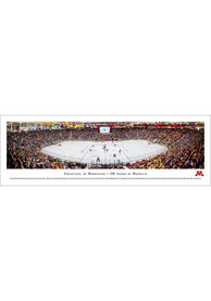 Minnesota Golden Gophers 3M Arena at Mariucci Panoramic Unframed Poster