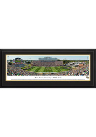 Wake Forest Demon Deacons BBT Field Panoramic Deluxe Framed Posters