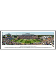 Wake Forest Demon Deacons BBT Field Panoramic Standard Framed Posters