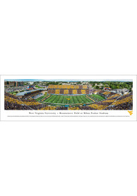 West Virginia Mountaineers Mountaineer Field Panoramic Unframed Poster