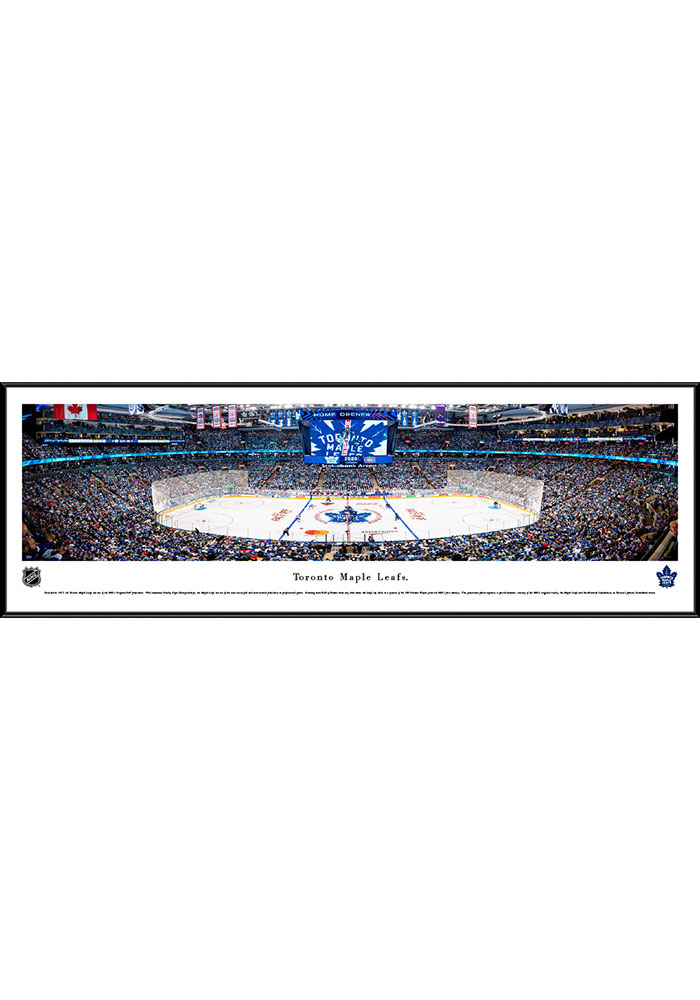 Toronto Maple Leafs Hockey Standard Framed Posters - Image 1