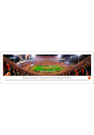 Clemson Tigers Football 50 Yard Line Unframed Poster