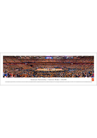 Syracuse Orange Basketball Unframed Poster