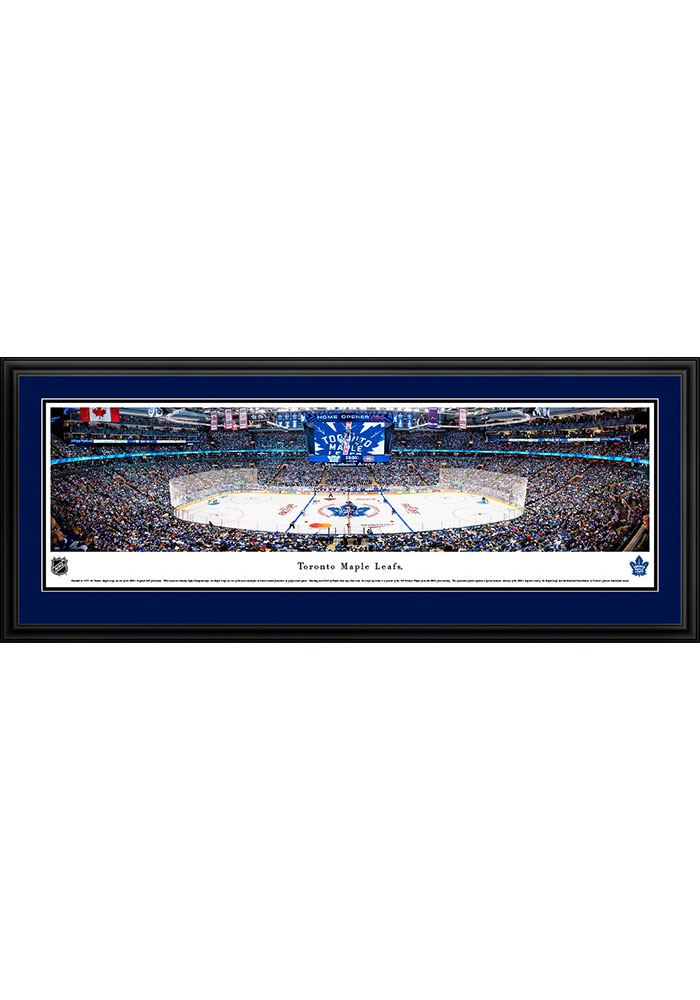 Toronto Maple Leafs Hockey Deluxe Framed Posters - Image 1