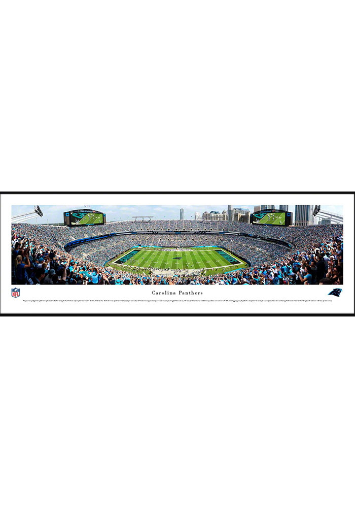 Carolina Panthers Football Unframed Poster - Image 1