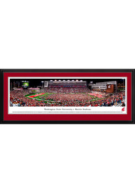 Washington State Cougars Football Deluxe Framed Posters