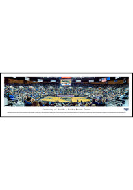 Nevada Wolf Pack Basketball Standard Framed Posters