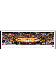 Loyola Ramblers Basketball Standard Framed Posters