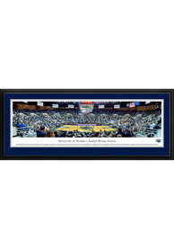 Nevada Wolf Pack Basketball Deluxe Framed Posters
