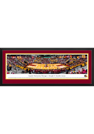 Loyola Ramblers Basketball Deluxe Framed Posters