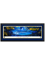 St Louis Blues 2019 Stanley Cup Banner Raising Framed Posters