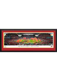 Kansas City Chiefs Super Bowl LIV Celebration Deluxe Framed Posters