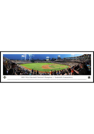 Vanderbilt Commodores 2019 NCAA World Series Champions Standard Framed Posters