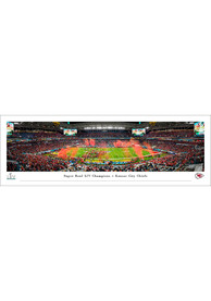 Kansas City Chiefs Super Bowl LIV Celebration Unframed Poster