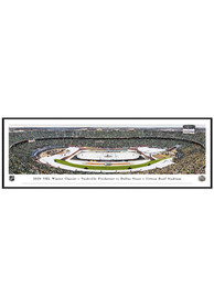 Dallas Stars Winter Classic Panorama Framed Posters