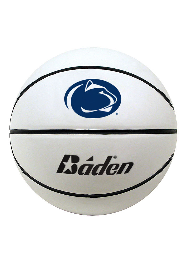 Penn State Nittany Lions Official Team Logo Autograph Basketball - Image 1