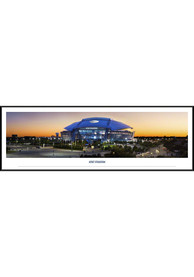 Dallas Cowboys Framed Panorama Framed Posters