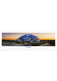 Dallas Cowboys Tubed Panoramic Poster Unframed Poster