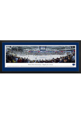 Penn State Nittany Lions Pegula Ice Arena Deluxe Framed Posters