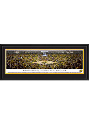 Wichita State Shockers Charles Koch Arena Deluxe Framed Posters