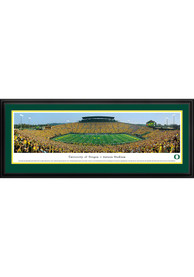 Oregon Ducks Football 2 Panorama Deluxe Framed Posters