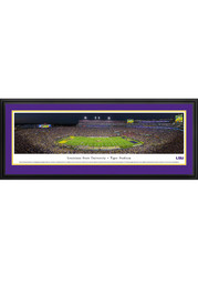 LSU Tigers Tiger Stadium Deluxe Framed Posters