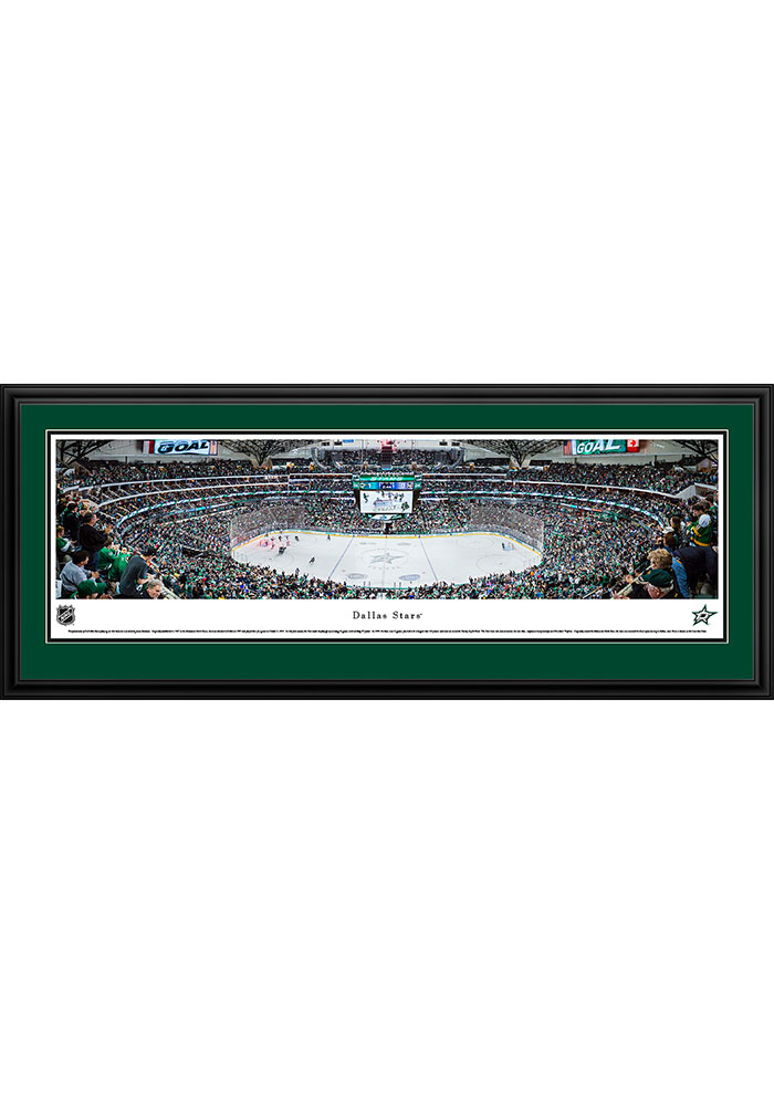Dallas Stars American Airlines Center Deluxe Framed Posters - Image 1