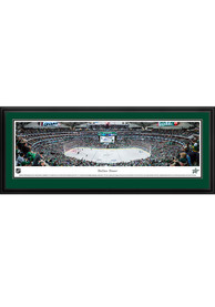 Dallas Stars American Airlines Center Deluxe Framed Posters