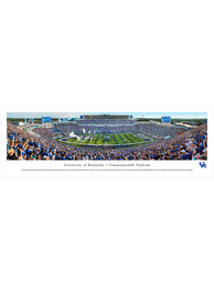 Kentucky Wildcats Commonwealth Stadium Tubed Unframed Poster