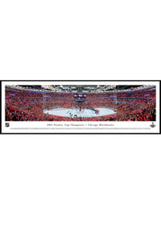 Chicago Blackhawks 2015 Stanley Cup Champions Standard Framed Posters