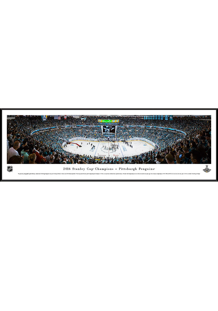 Pittsburgh Penguins 2016 Stanley Cup Champs Framed Posters 16630656