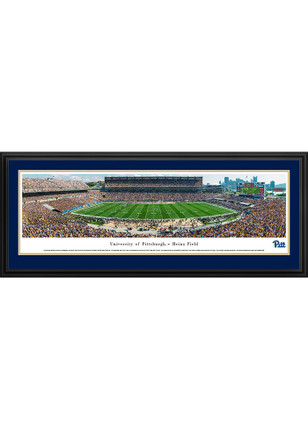 Pitt Panthers Heinz Field Stadium Deluxe Framed Posters