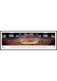 Clemson Tigers 2016 Football National Champions Standard Framed Posters