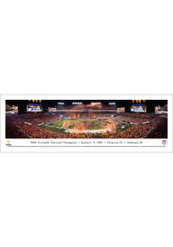 Clemson Tigers 2016 Football National Champions Tubed Unframed Poster