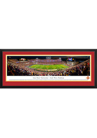 Iowa State Cyclones Jack Trice Stadium Deluxe Framed Posters