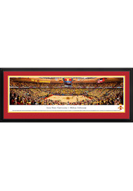 Iowa State Cyclones Hilton Coliseum Deluxe Framed Posters
