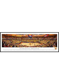 Iowa State Cyclones Hilton Coliseum Standard Framed Posters