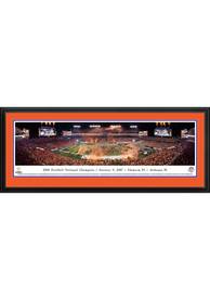 Clemson Tigers 2016 Football National Champions Deluxe Framed Posters