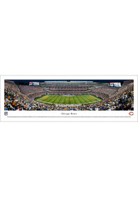Chicago Bears Soldier Field At Night Tubed Unframed Poster