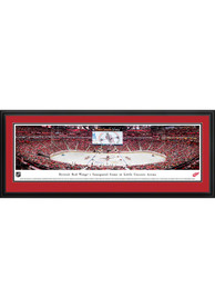 Detroit Red Wings Little Caesars Arena Deluxe Framed Posters