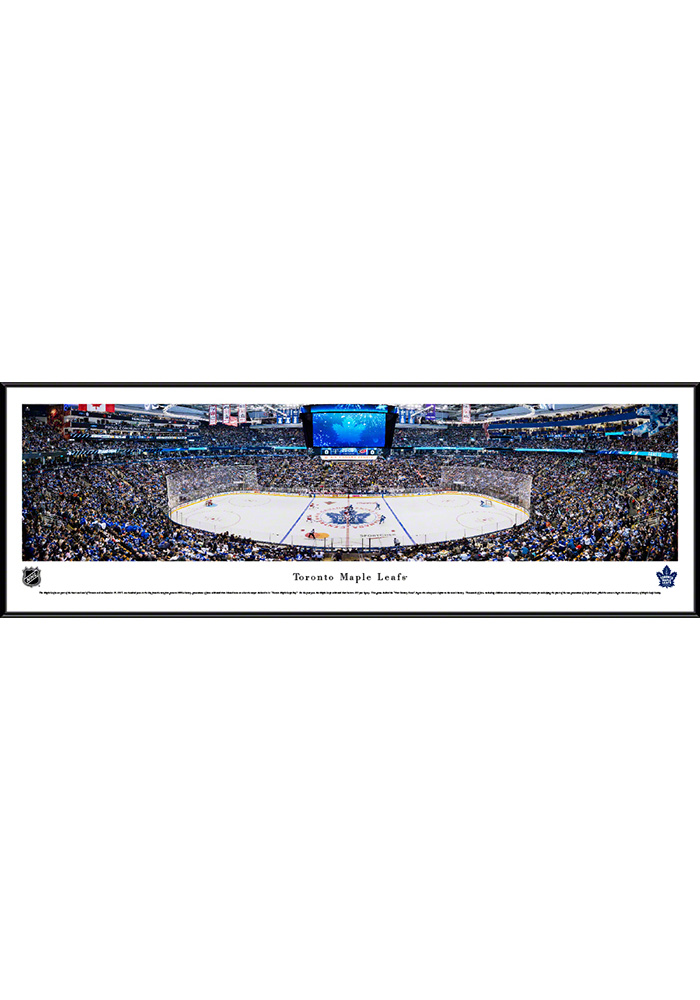 Toronto Maple Leafs Standard 100th Anniversary Framed Posters 16630830