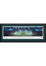 Philadelphia Eagles Super Bowl LII Champions Deluxe Framed Posters