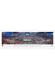 Virginia Cavaliers 2019 NCAA National Championship Tip-Off Unframed Poster
