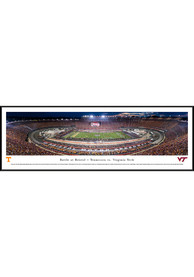 Tennessee Volunteers Battle at Bristol TN vs VT Standard Framed Posters