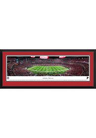 Atlanta Falcons 1st Game at Mercedes-Benz Stadium Deluxe Framed Posters