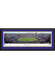 Baltimore Ravens 50 Yard Line Deluxe Framed Posters