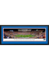 Florida Gators 50 Yard Line Deluxe Framed Posters