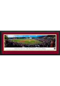 Florida State Seminoles Baseball Deluxe Framed Posters