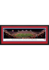 Houston Cougars Football Night Game Deluxe Framed Posters